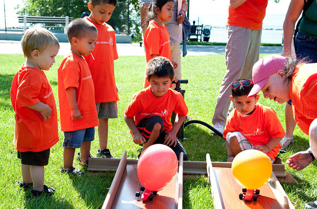 The Westchester Children S Museum Celebrates Its First