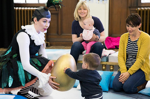 NYC Babies Can Now Experience The Metropolitan Opera with BambinO