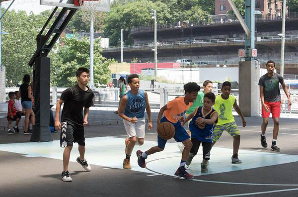 The Brooklyn Nets Will Hold Summer Basketball Camps for Kids Throughout NYC