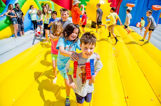 The Big Bounce America is Coming to New York City