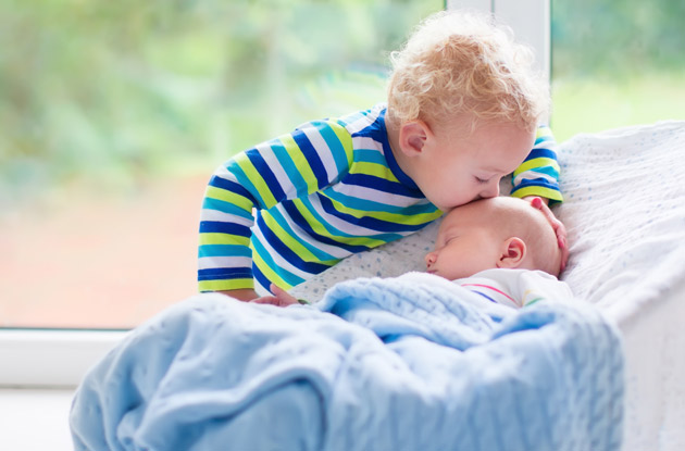 How to Prepare Your Child to Become a Big Brother or Big Sister