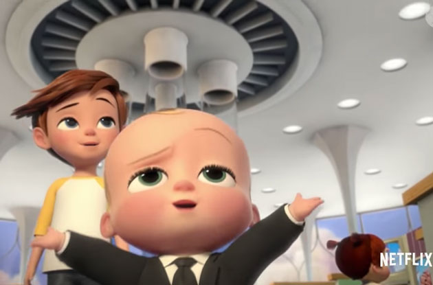 'The Boss Baby' Series is Coming to Netflix