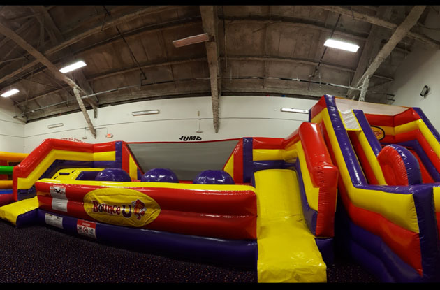 Indoor Bounce House in Brooklyn Adds New Offerings