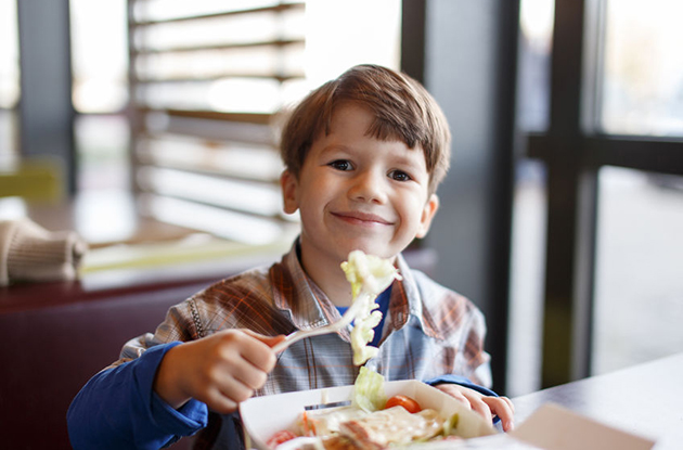 Panera Bread Launches a Healthier Kids Menu