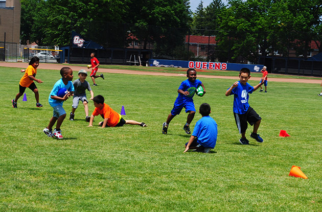Queens College Summer Camp Adds Program and Updates Facilities
