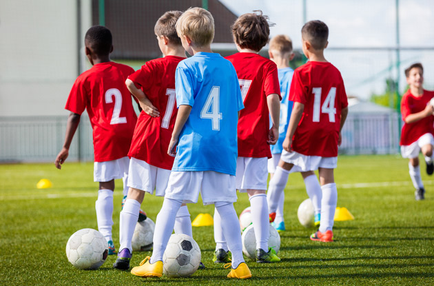 Keeping Kids Safe and Healthy During Sports Practices and Games