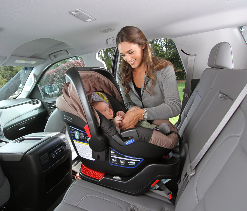 5 Tips for Choosing Your Child's Car Seat