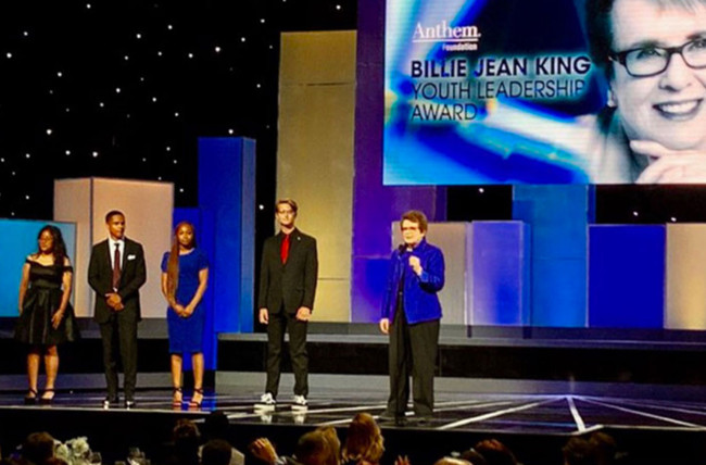 Two Bronx Students Awarded ESPN's Inaugural Billie Jean King Award for Fighting Inequity in High School Sports