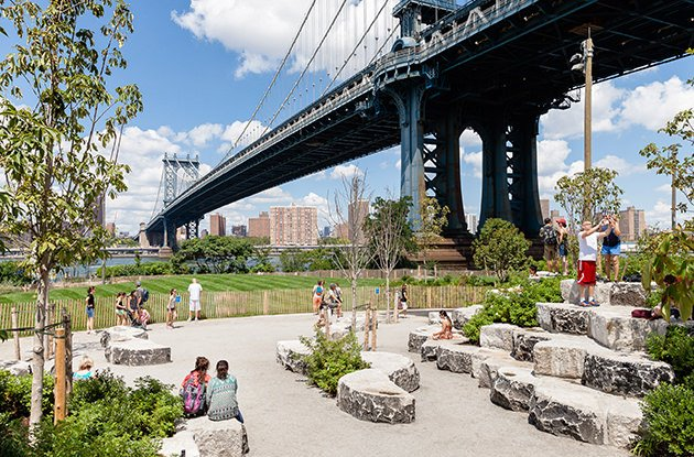 The Best-Kept Secrets of Brooklyn Bridge Park