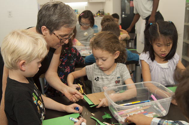 The Calhoun School Adds New Discovery Lab Class