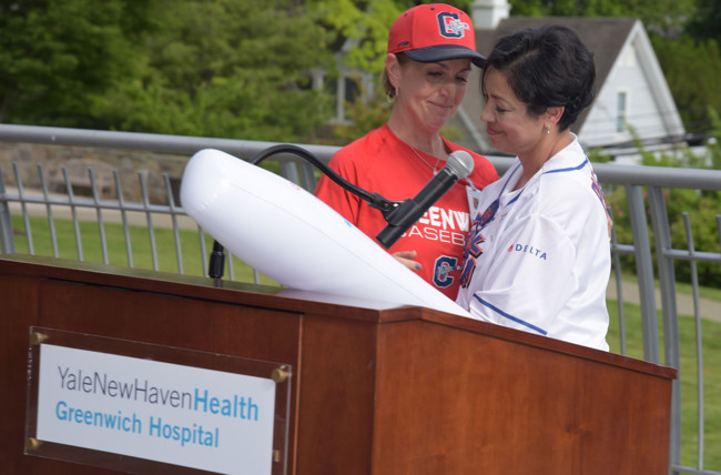 """Greenwich Hospital Honors Survivors with a """"Swinging into Survivorship"""" Celebration"""