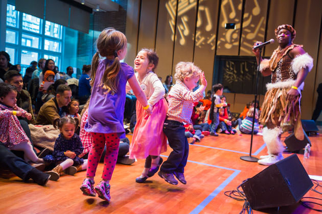 Enjoy Free Fall Family Days at Carnegie Hall