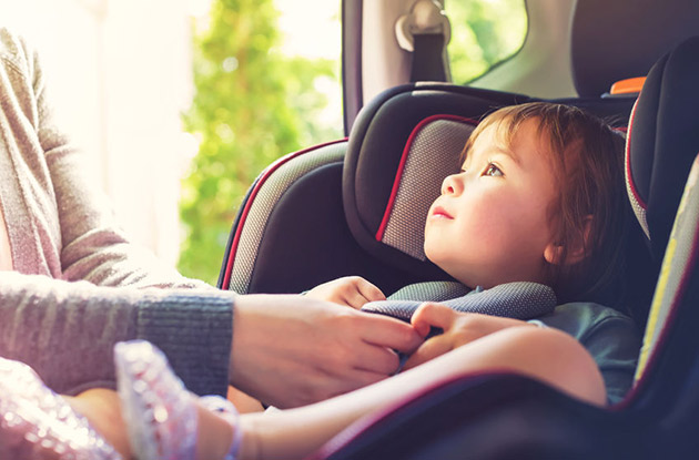 Everything You Need to Know When Purchasing and Installing a Car Seat