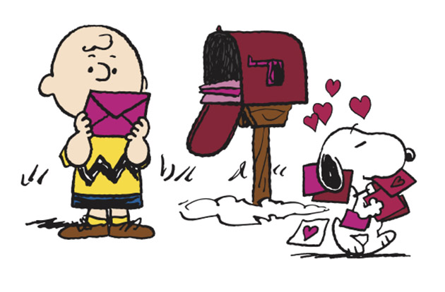 Celebrate Valentine's Day with Snoopy at the Paley Center