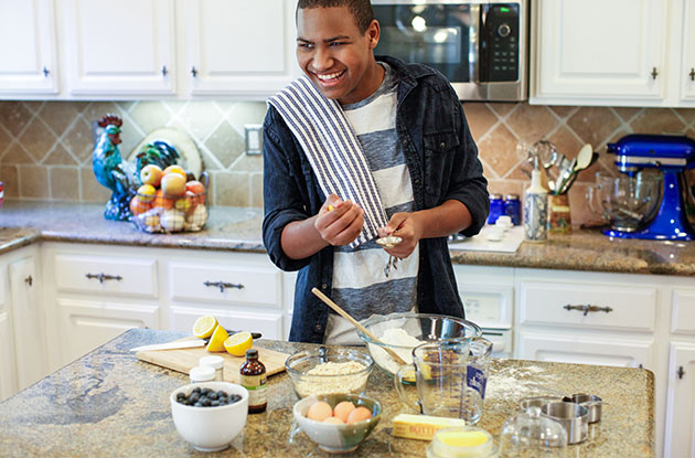 Meet Chase, a 15-Year-Old Chef with Autism