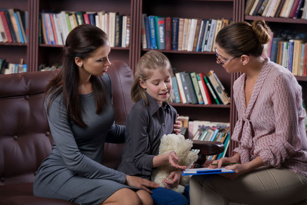 Our Kids' Stress and How Therapy Can Help
