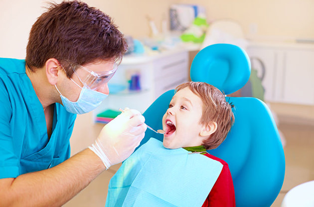 Kids Receive Free Dental Care at Annual Give Kids a Smile Day