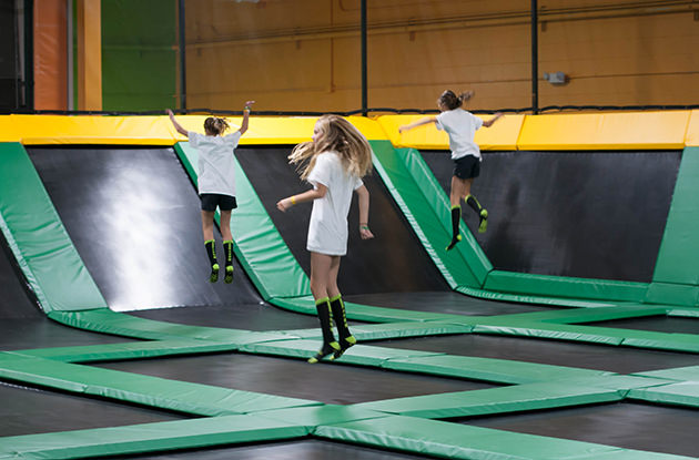 Rockin' Jump Opens New Location in Yonkers