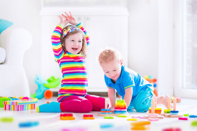 Helping Children Learn Through Creative Play and Experience