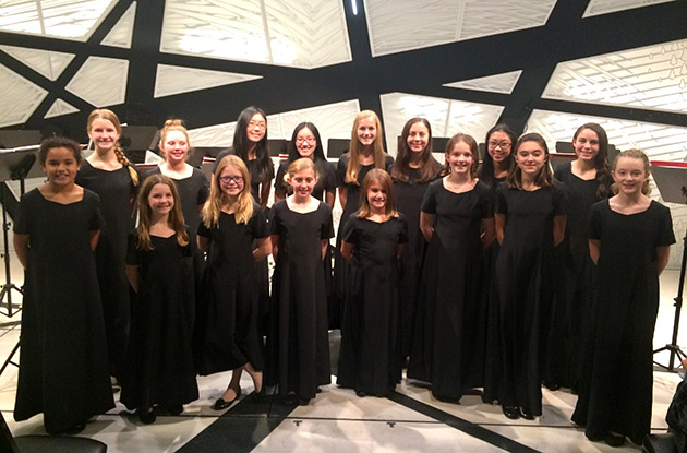 Canticum Novum Youth Choir in South Salem is Seeking Members