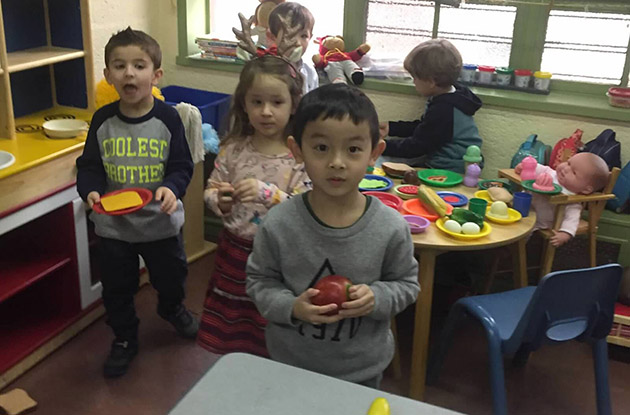 The Church In Gardens Nursery School To Offer Summer Programs