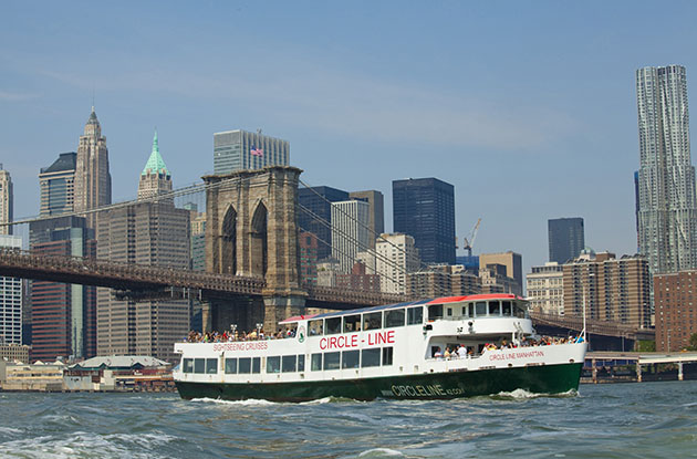 Sightseeing Cruises in New York City