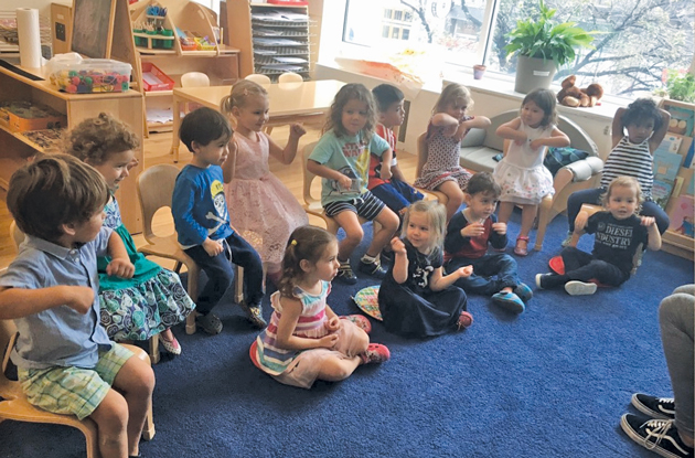 pusteblume international preschool