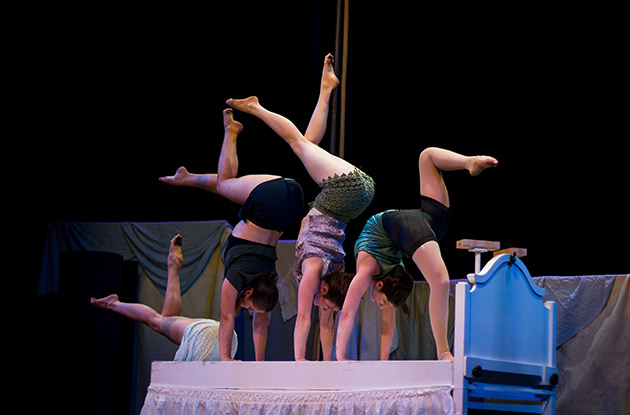 Cirque Us Returns to Brooklyn with StarStruck: a Cosmic Circus