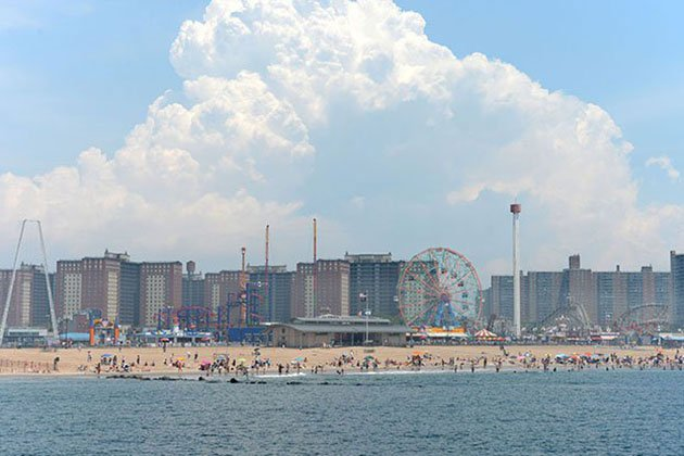 Luna Park on Coney Island Will Start the Season with Free Admission This Weekend