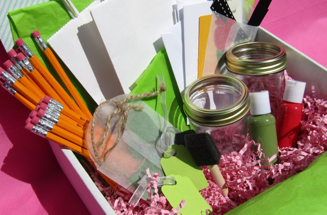 Confetti Grace Craft Box Subscription Service Provides Supplies for DIY Projects