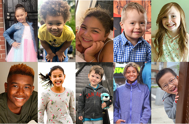 NYMetroParents 2019 Cover Kids Contest Finalists Announced