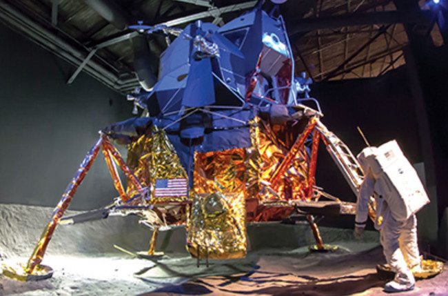 Cradle of Aviation Museum Will Host Special Events for 50th Anniversary of Moon Landing