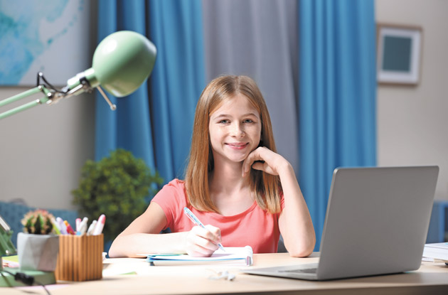 How to Create the Ideal Space for Your Kids to Do Homework