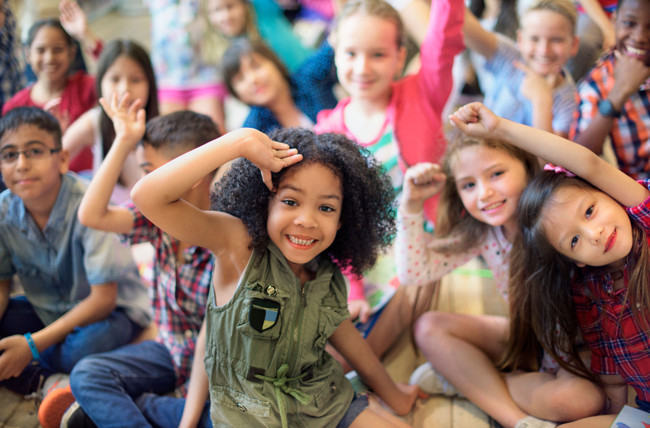Kids Celebrated Cultural Diversity with Alternatives for Children