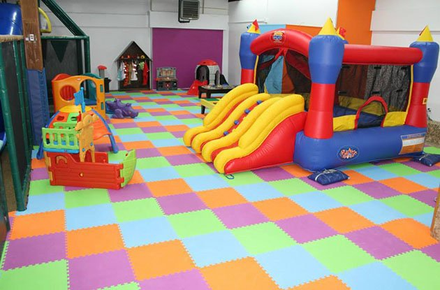 Indoor Play Space in Valley Stream Adds BEAM Virtual Playground
