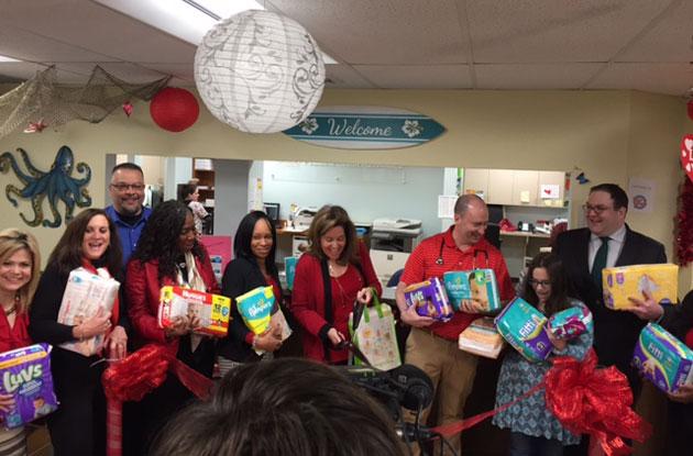 Diaper Bank Opens on Long Island