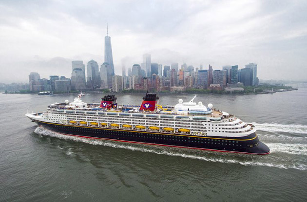 Disney Cruise Line Announces Bermuda and Quebec City Trips Out of NYC