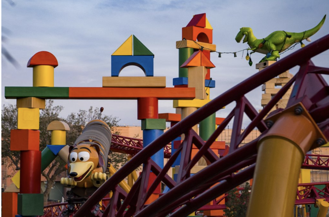'Toy Story' is coming to life at Disney World this summer