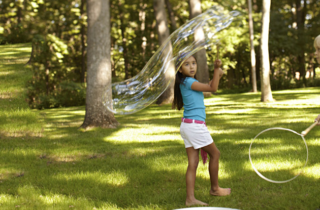 How to Make Your Own Bubble Wand
