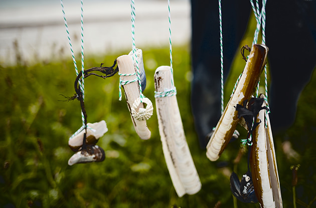 DIY: Mollusk Wind Chime
