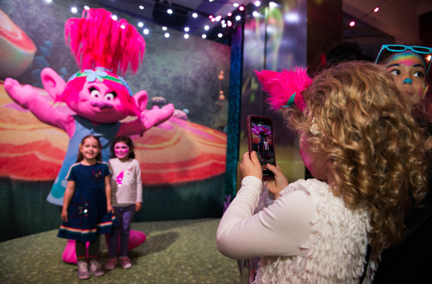 DreamWorks Trolls The Experience Is NYC's Newest Family-Friendly Attraction in Midtown