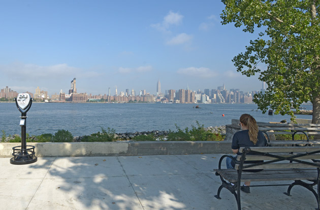 10 Brooklyn Parks with the Best Views of Manhattan