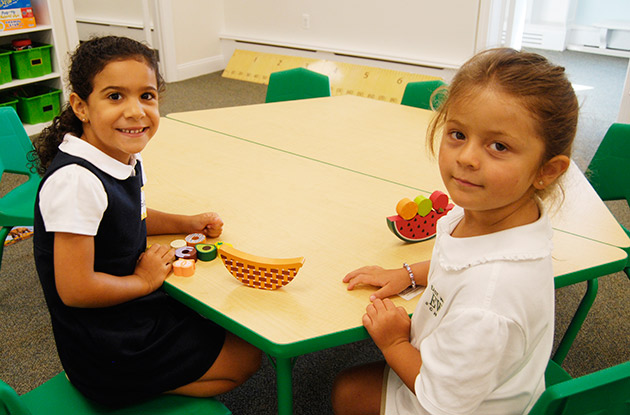 East Woods School in Oyster Bay Opens Early Childhood Center
