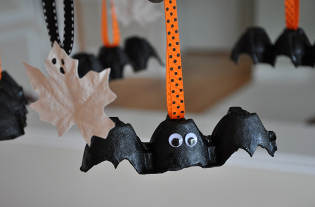 31 Cool and Creepy Halloween Crafts for Kids