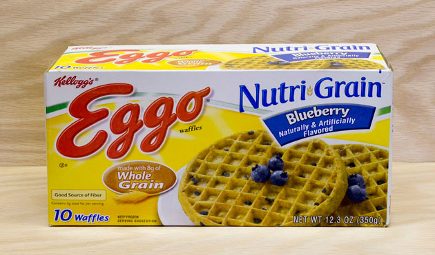 Eggo Waffles Recalled for Listeria Contamination