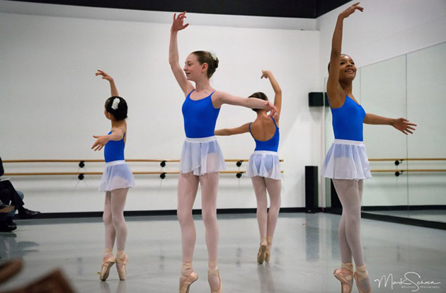 Eglevsky Ballet Announces Guest Faculty