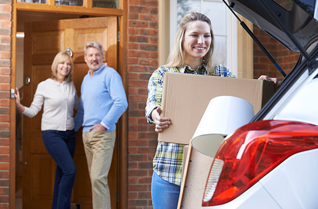 How to Adjust to Being an Empty Nester
