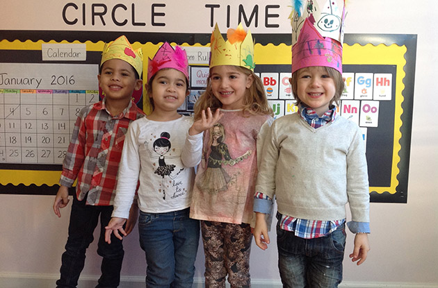 Private Preschool Launches Program for Young Learners