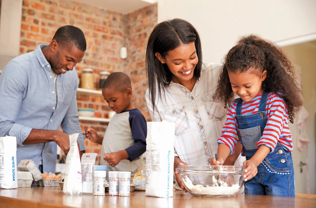 Conquering Bake Sales: Baking Allergen-Free Treats