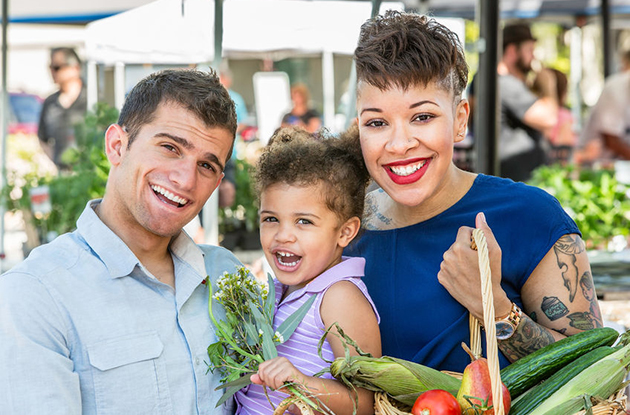 Farmers Markets in the New York Area